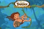 Tarzan Coconut Run game free online