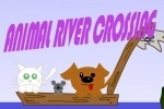 Animal River Crossing game free online