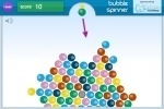 Bubble Spinner game free online