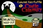 Colonel Kerfuffle In Castle Calamity game free online