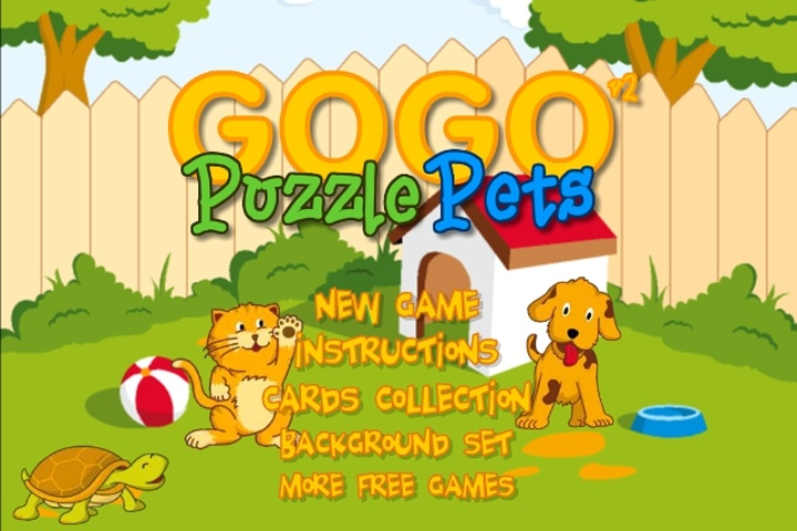 Go Go Pets Game