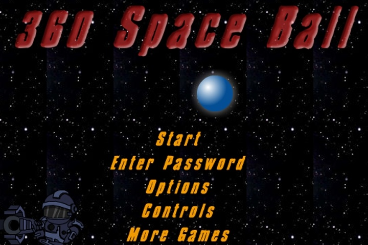 360 Space Ball Game