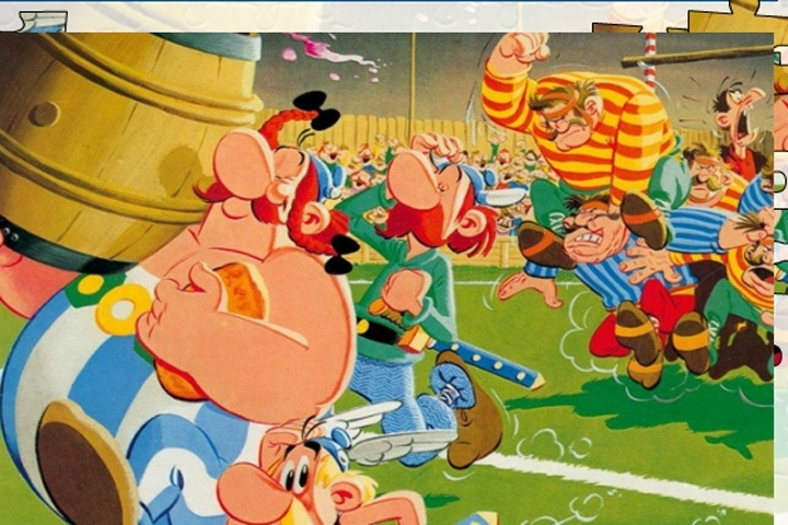 Asterix & Obelix Jigsaw Puzzle Game