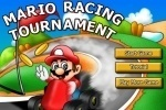 Mario Racing Tournament game free online