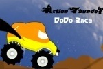 Action Thunder Dodo Race game free online
