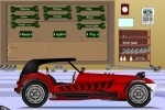 Pimp My Classic Sports Car game free online