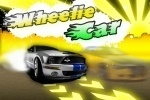 Wheelie Car game free online