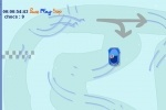 Driving On Ice game free online