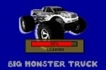 Big Monster Truck game free online