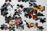 Supercars Jigsaw game free online