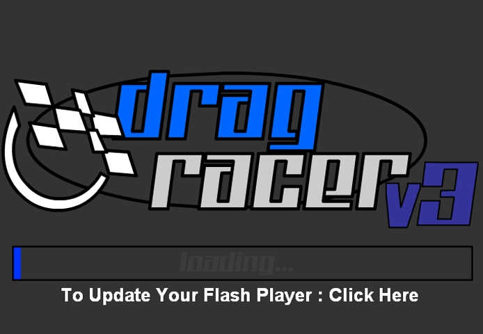 Drag Racer V3 Game