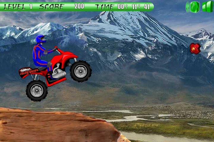 ATV Tag Race Game