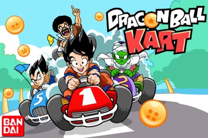 dragon ball z kart game gokart games games loon