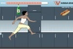 Grab A Snack Hurdles game free online