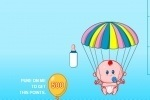 Baby Chute Puke Edition game free online