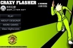 Crazy Flasher X Running game free online