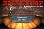 BMX Ramp game free online