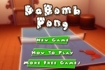 Da Bomb Pong game free online