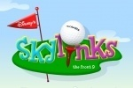 Donal Duck Sky Links Golf game free online