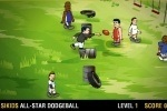 All Star DodgeBall game free online