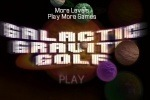 Galactic Gravity Golf game free online