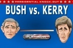 Bush Vs Kerry Boxing game free online
