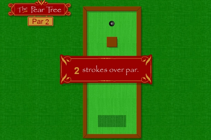 12 Holes Of Christmas Game