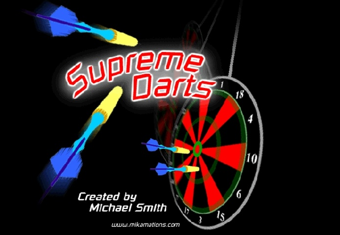 Supreme Darts Game