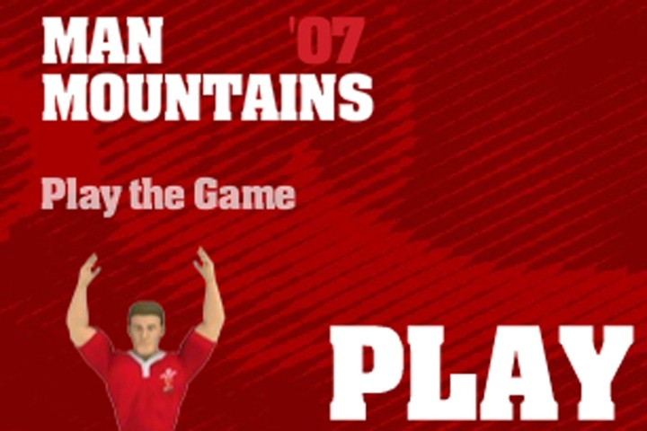 Man Mountains Game