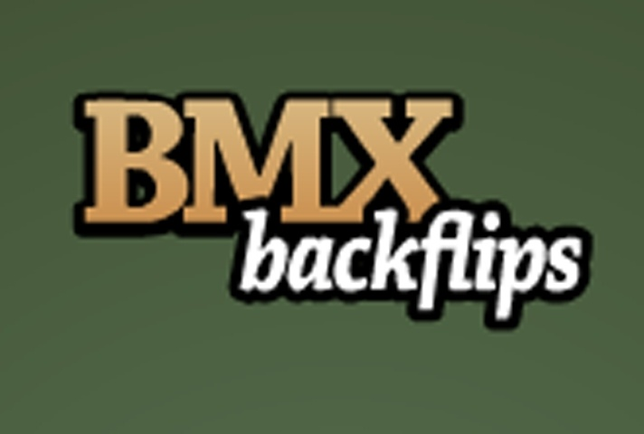 BMX Backflips Game