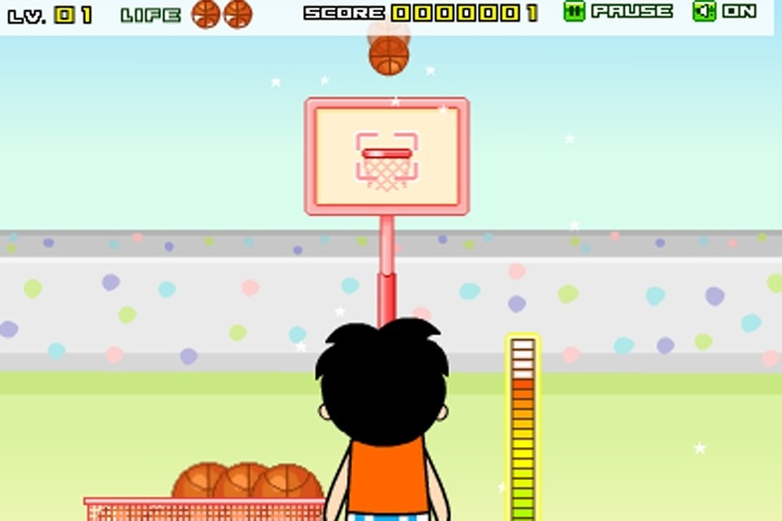 Bad Boy Basketball Game