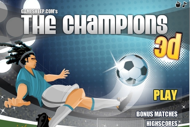 Campions 3D Game