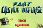 Fast Castle Defence game free online
