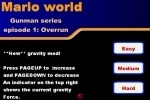Mario World Overrun game free online