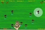 Ninjas Vs. Pirates Tower Defense 2 game free online