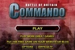 Commando - Battle of Brittain game free online