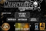Mercenaries 2 World Nearly in Flames game free online