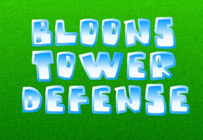 Bloons Tower Defence Game