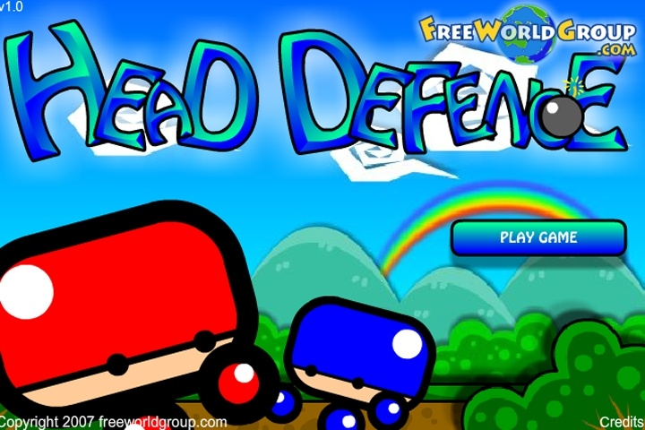 Head Defence Game