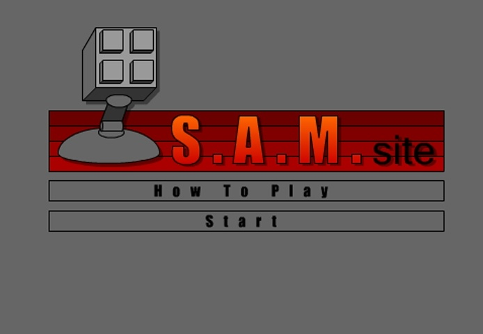 SAM Site Game