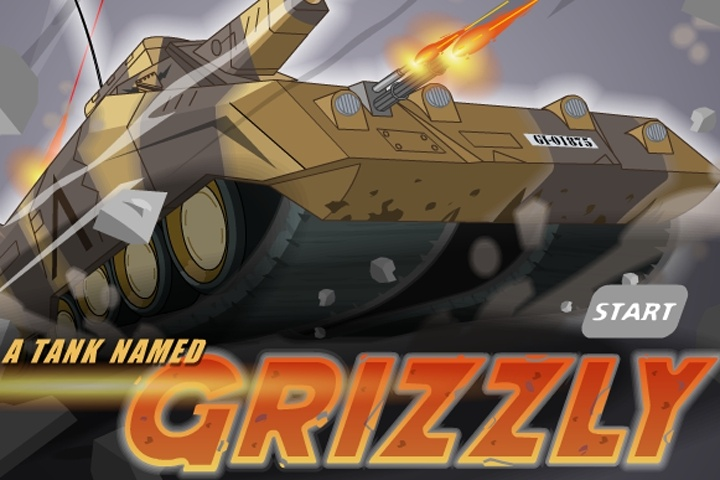 GI Joe A Tank Named Grizzly Game