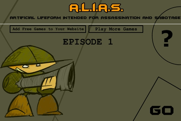 A.L.I.A.S. aka Alias Game
