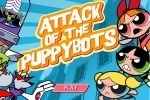 Powerpuff Girls - Attack Of The PuppyBots game free online