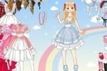 Adorable Doll Dress Up game free online