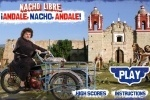 Nacho Libre Andale Nacho Andale game free online