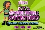 KT's Impossi-Bubble Adventures game free online