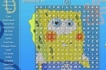 Spongebob Word Search game free online
