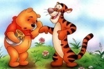 Winnie The Pooh And Tigger Jigsaw Puzzle game free online