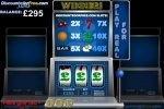 Fruit Machine game free online