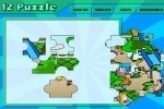 play 12 Puzzle game free online